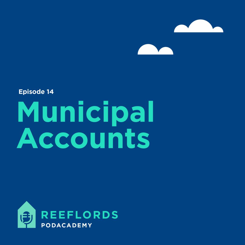 Podcast muniple accounts